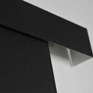 BLANCO-BLACK VELVET