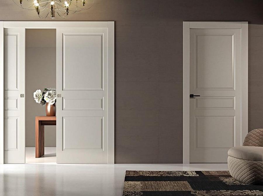 как выбрать дверь для квартиры в омске современные